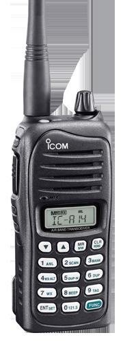 A14 handheld radio