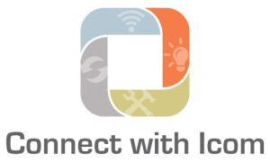 Connect with Icom