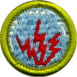 Radio-Merit-Badge