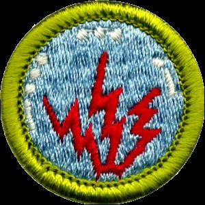 Radio-Merit-Badge