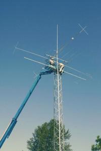 antenna-install